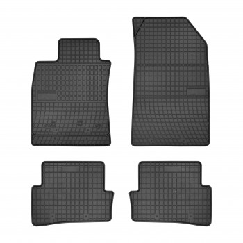 Renault Clio touring (2005 - 2012) rubber car mats