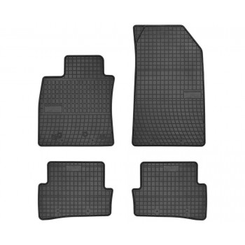Renault Clio (2016 - current) rubber car mats