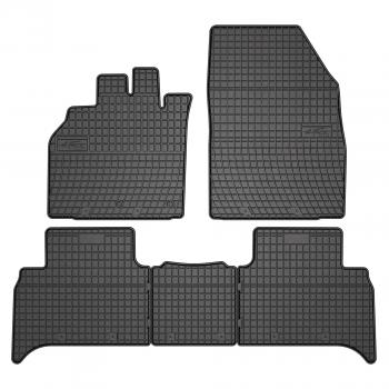 Renault Grand Scenic (2003-2009) rubber car mats