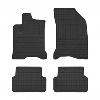 Renault Laguna Grand Tour (2001 - 2008) rubber car mats