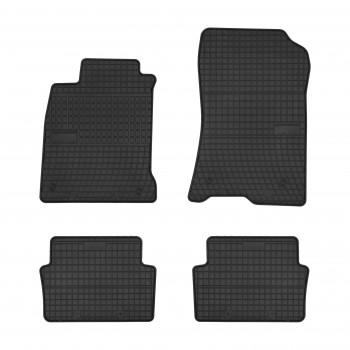 Renault Laguna Grand Tour (2008 - 2015) rubber car mats