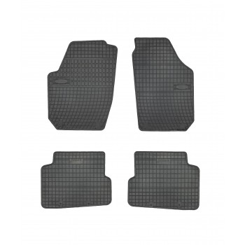 Skoda Fabia Hatchback (2007 - 2015) rubber car mats
