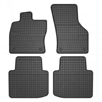 Skoda Superb Hatchback (2015 - current) rubber car mats