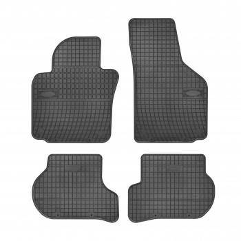 Skoda Yeti (2014 - current) rubber car mats