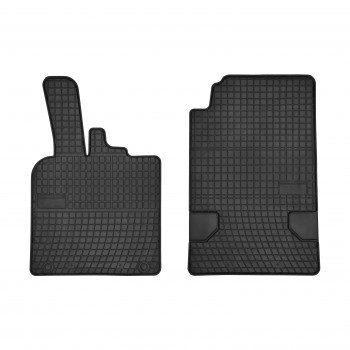 Smart Fortwo A451 Cabriolet (2007 - 2014) rubber car mats