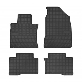 SsangYong Tivoli rubber car mats