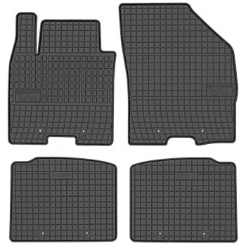 Suzuki Swift (2017 - current) rubber car mats