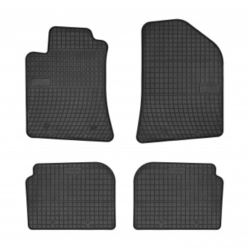 Toyota Avensis touring Sports (2003 - 2006) rubber car mats