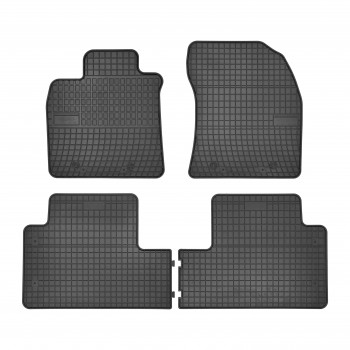 Toyota Avensis Sédan (2012 - current) rubber car mats