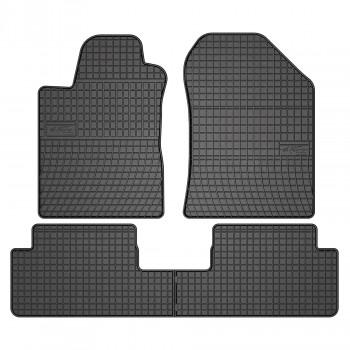 Toyota Corolla Verso 5 seats (2004 - 2009) rubber car mats