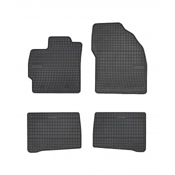 Toyota Prius (2009 - 2016) rubber car mats
