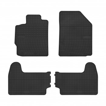 Toyota Yaris 3 or 5 doors (2006 - 2011) rubber car mats