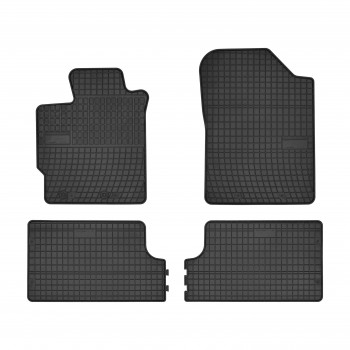 Toyota Yaris 3 or 5 doors (2011 - 2017) rubber car mats