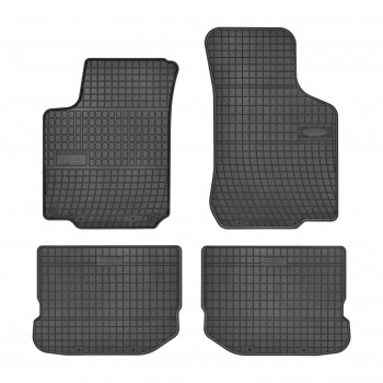 Volkswagen Golf 4 (1997 - 2003) rubber car mats