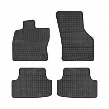 Volkswagen Golf 7 (2012 - current) rubber car mats