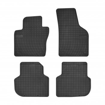Volkswagen Jetta (2011 - current) rubber car mats