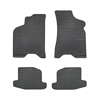Volkswagen Lupo (2002 - 2005) rubber car mats
