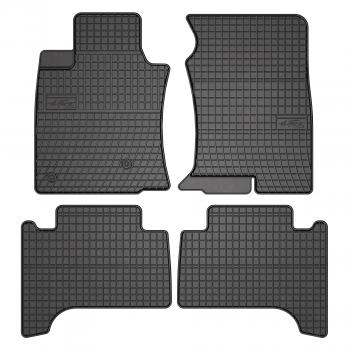 Toyota Land Cruiser 120, 3 doors (2002-2009) rubber car mats