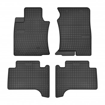 Toyota Land Cruiser 150 long (2009-current) rubber car mats