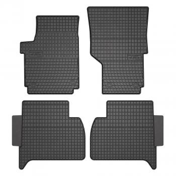 Volkswagen Amarok Single cab (2010 - 2018) rubber car mats