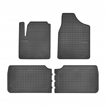 Volkswagen Sharan (2000 - 2010) rubber car mats