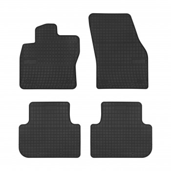 Volkswagen Tiguan (2016 - current) rubber car mats