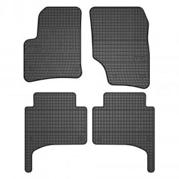 Volkswagen Touareg (2003 - 2010) rubber car mats