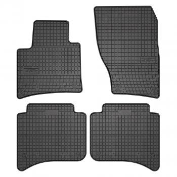 Volkswagen Touareg (2010 - 2018) rubber car mats