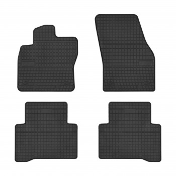Volkswagen Touran (2015 - current) rubber car mats