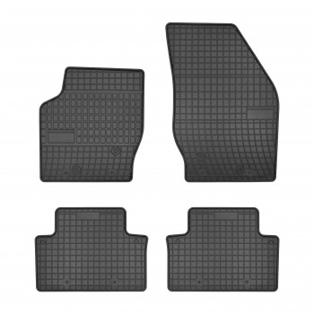 Volvo XC90 5 seats (2002 - 2015) rubber car mats