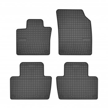 Volvo XC90 5 seats (2015 - current) rubber car mats