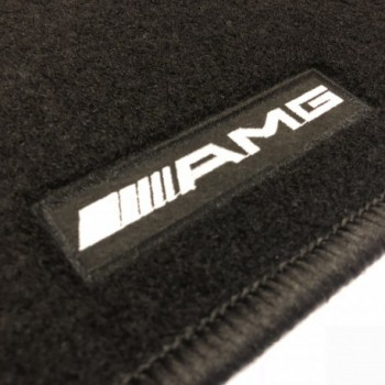 Mercedes SL R230 Restyling (2009 - 2012) tailored AMG car mats