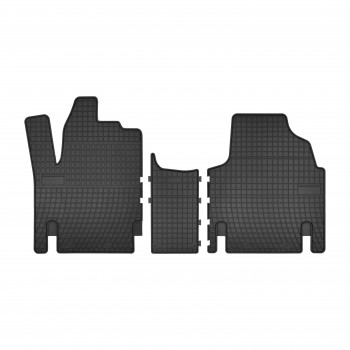 Fiat Scudo (1996 - 2006) rubber car mats