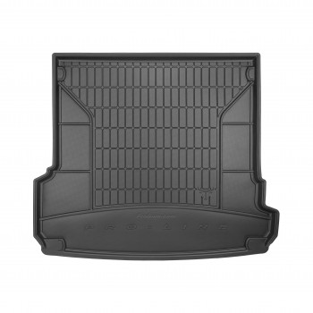 Audi Q7 4M 5 seats (2015 - current) boot mat
