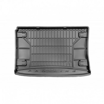 Fiat Qubo 5 seats (2008 - current) boot mat