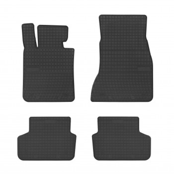 BMW 5 Series G30 Sedan (2017 - current) rubber car mats