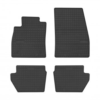 Ford Fiesta MK7 (2017 - current) rubber car mats
