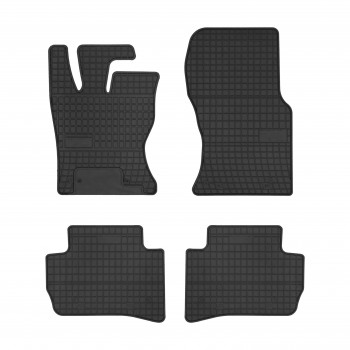 Goma Land Rover Velar rubber car mats