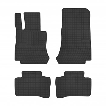 Mercedes GLS X166 5 seats (2016 - current) rubber car mats