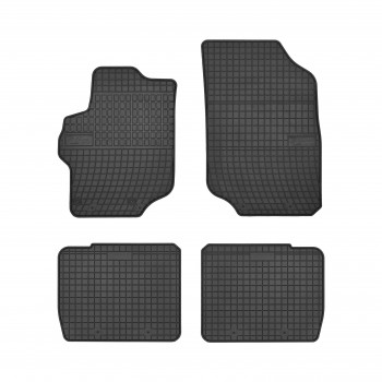Peugeot 301, (2012-2016) rubber car mats