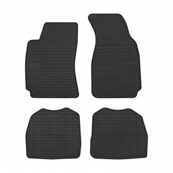 Goma Skoda Superb (2002 - 2008) rubber car mats