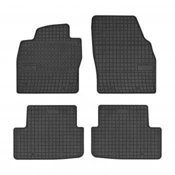 Volkswagen Polo AW (2017 - current) rubber car mats