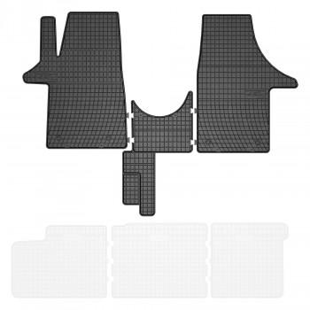 Volkswagen T5 rubber car mats