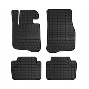 goma Bmw 4 Series F33 Cabriolet (2014-current) rubber car mats
