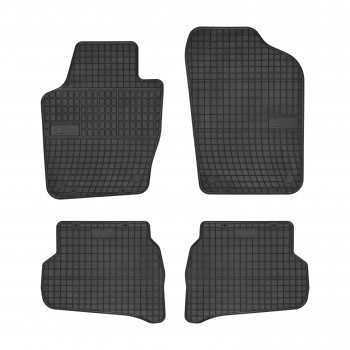 Volkswagen Polo 6C (2014 - 2017) rubber car mats