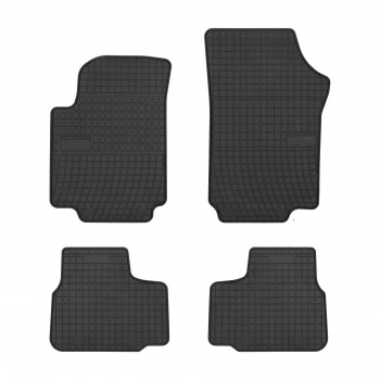 Volkswagen Up (2016 - current) rubber car mats