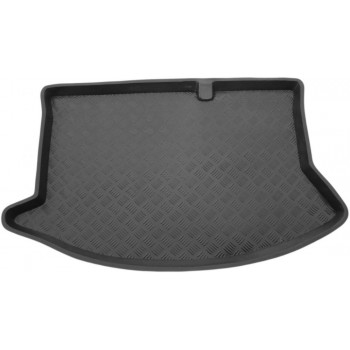 Ford Fiesta MK6 Restyling (2013 - 2017) boot protector
