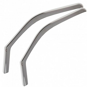 Mercedes E-Class W211 Sedan (2002 - 2009) wind deflector