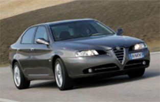 Alfa Romeo 166 2003-2007