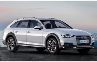 Audi A4 B9 Avant Quattro (2016 - 2018) excellence car mats